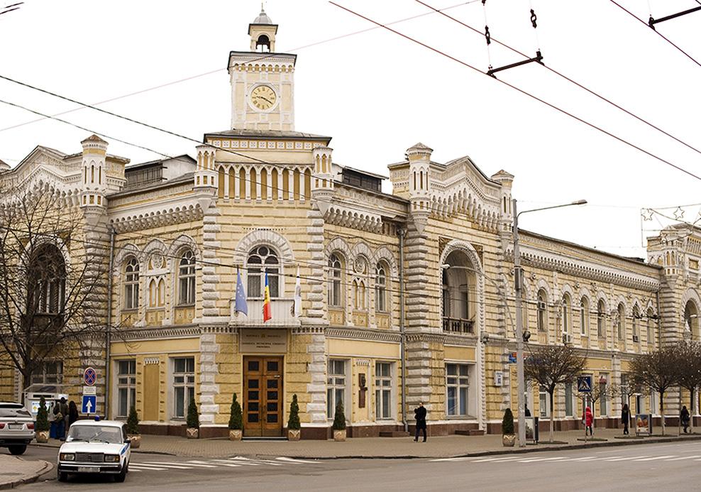 Le elezioni amministrative in Moldova