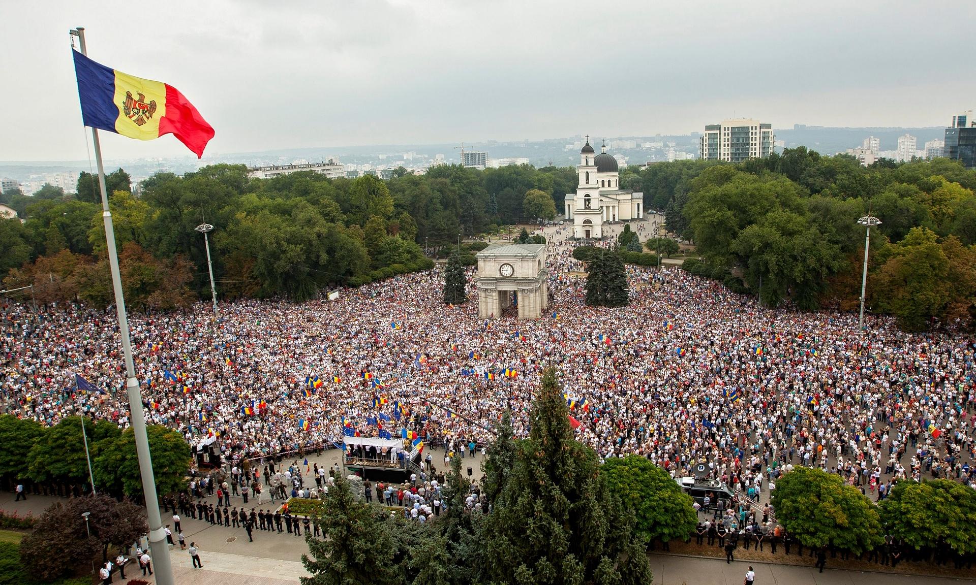 L'instabile Moldova sull'orlo del default