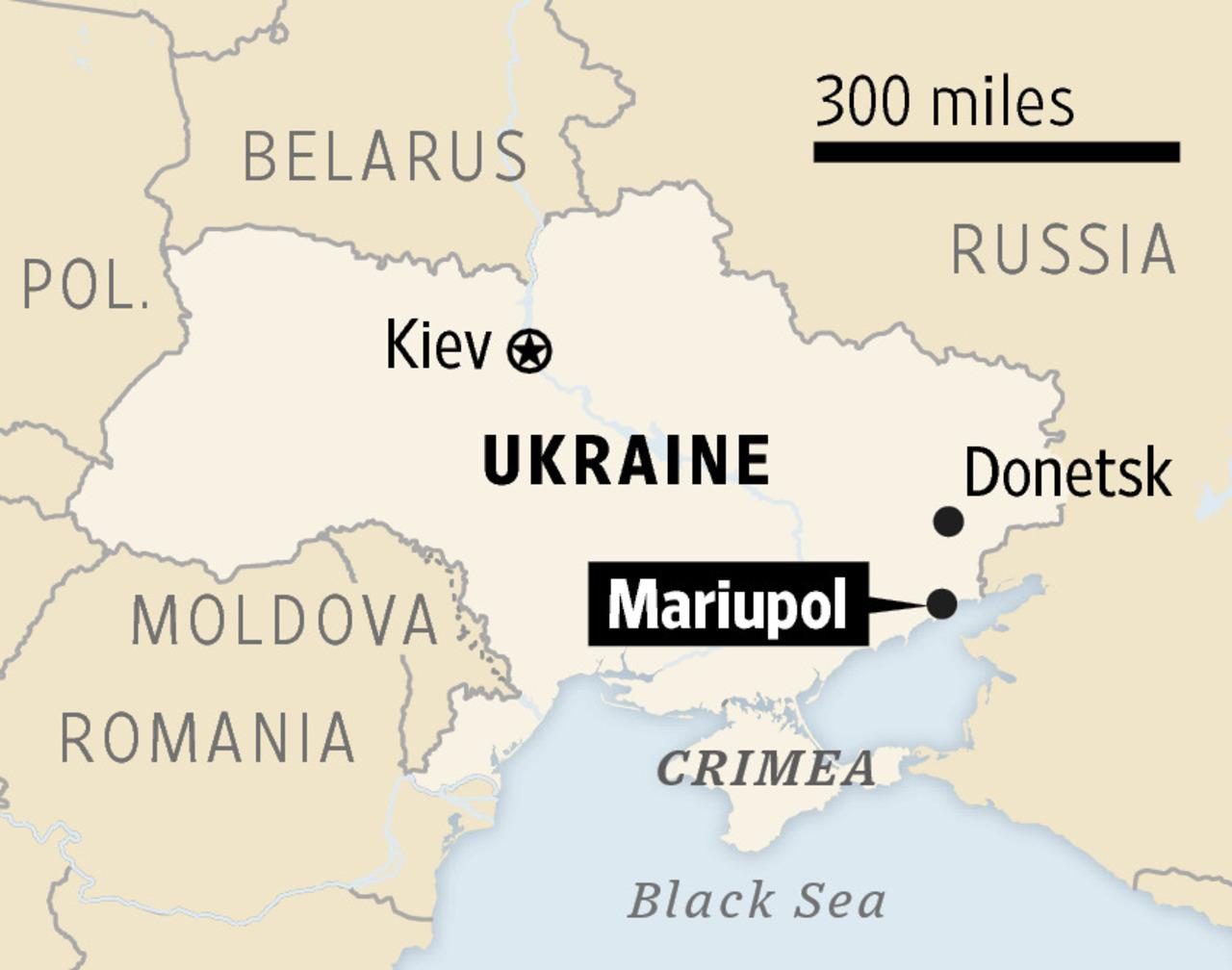 Il filorusso Boychenko vince a Mariupol