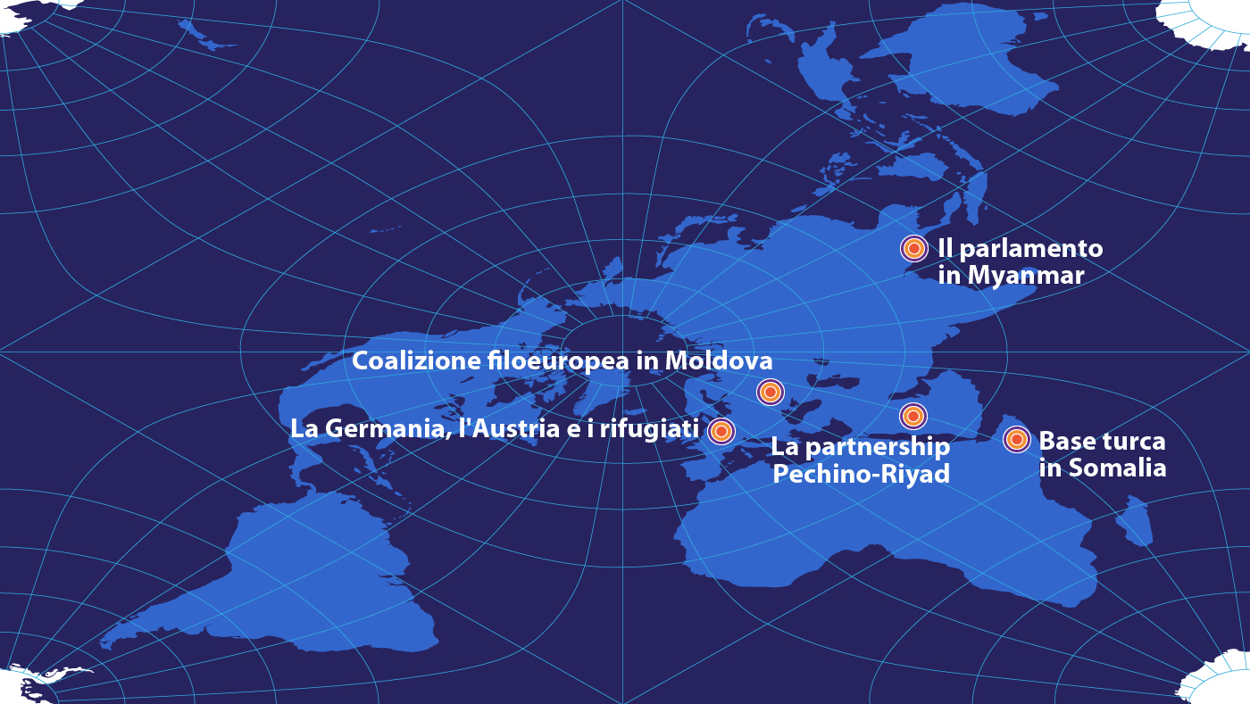 Commento in rassegna: #Moldova