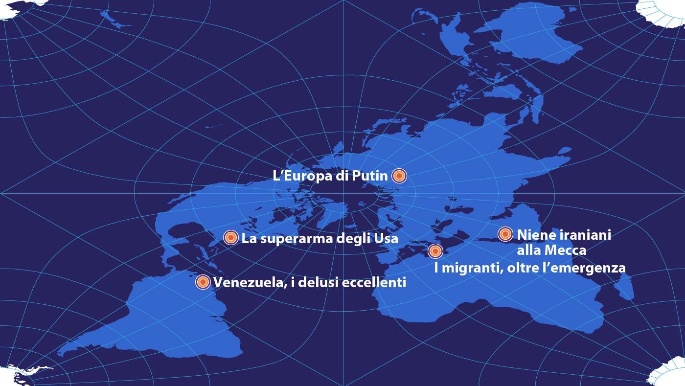 Citazione in rassegna: l'Europa di #Putin