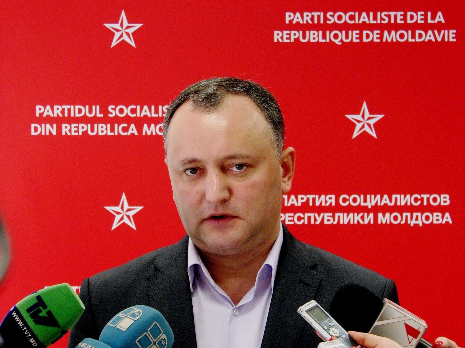 Con Dodon, in Moldova vince la Russia