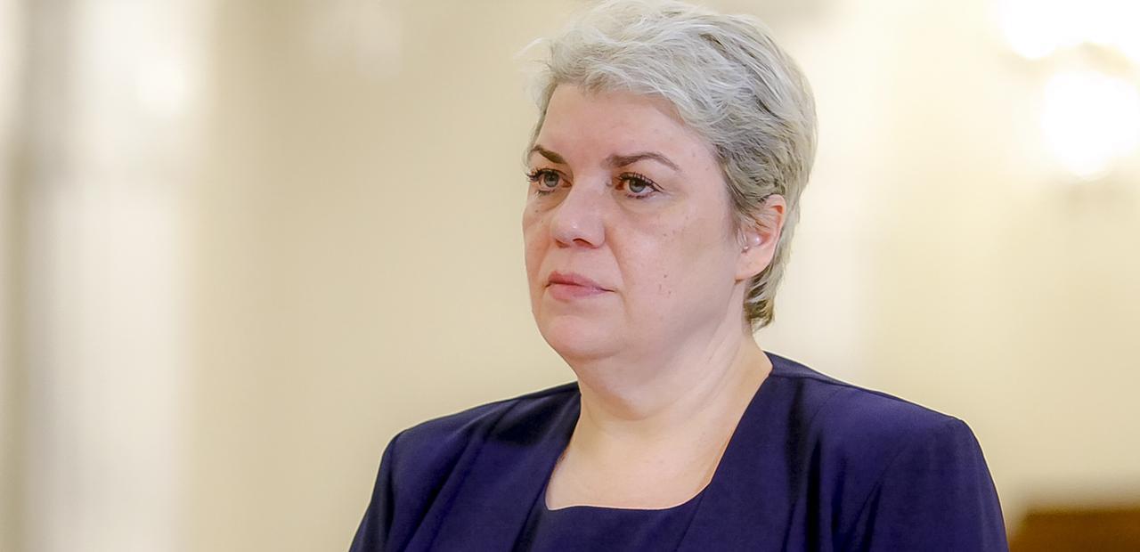 La (non) premier della Romania