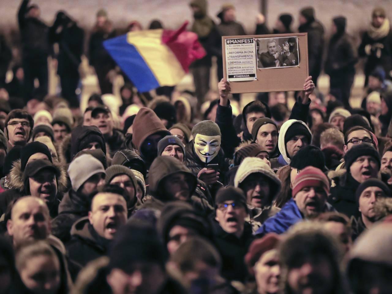 Corruzione e proteste in Romania