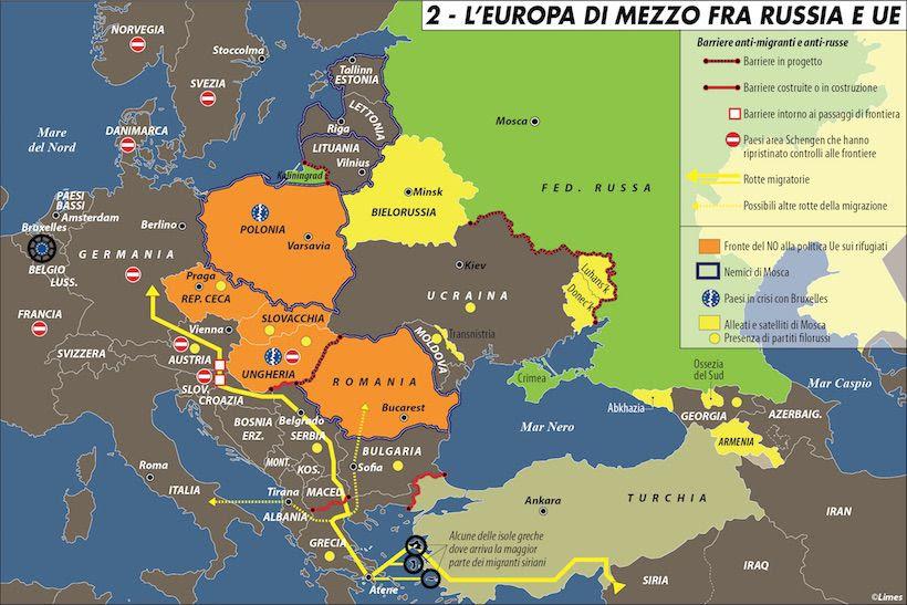 Europa di mezzo