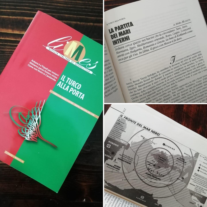 📕 Limes 7/2020 a pagina 273!