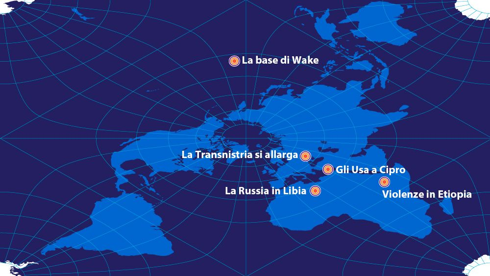 🇲🇩🇷🇺 La Transnistria si allarga