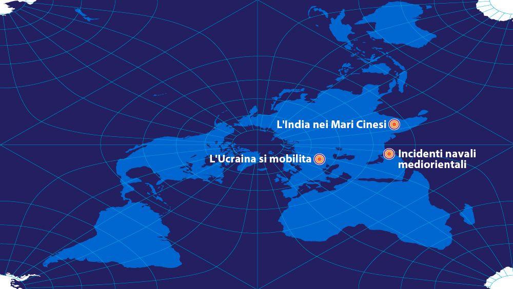 🇺🇦 L'Ucraina si mobilita