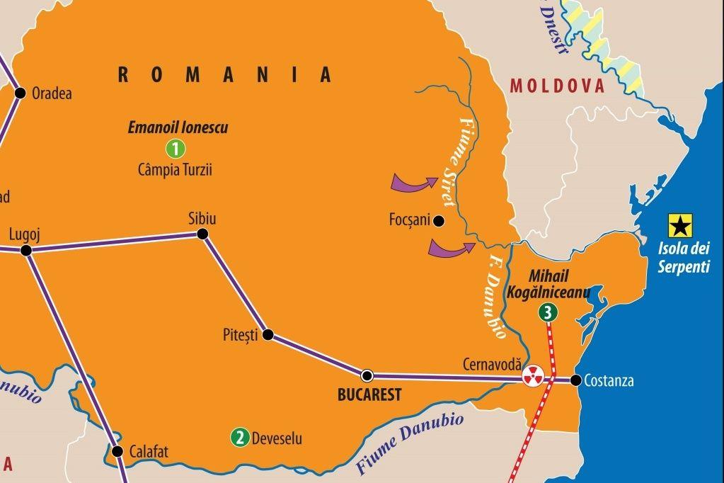 🇮🇱🇷🇴🇹🇷 Israele chiama la Romania nell'asse contro la Turchia