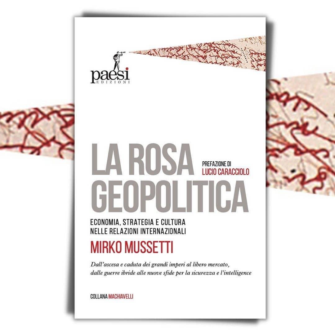 🆕📕 LA ROSA GEOPOLITICA